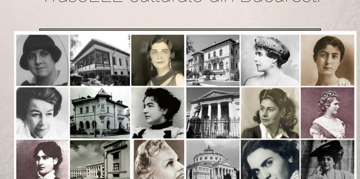 CPE-Centrul Parteneriat pentru Egalitate te invita la plimbare prin Bucuresti, sa descoperi femeile din istoria Romaniei!