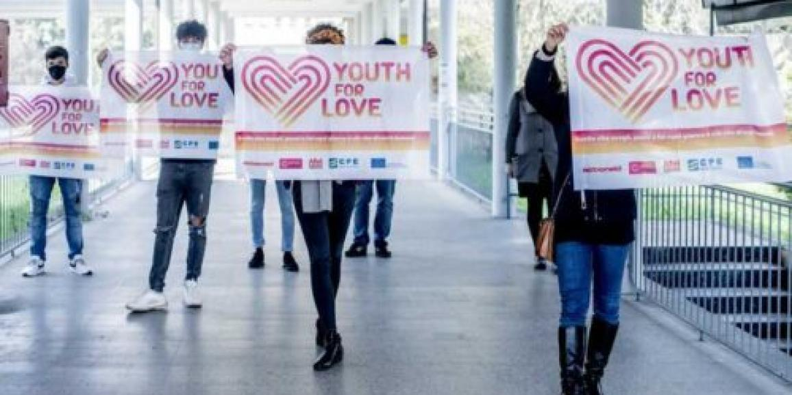 Inscrieri proiect Youth 4 Love 2