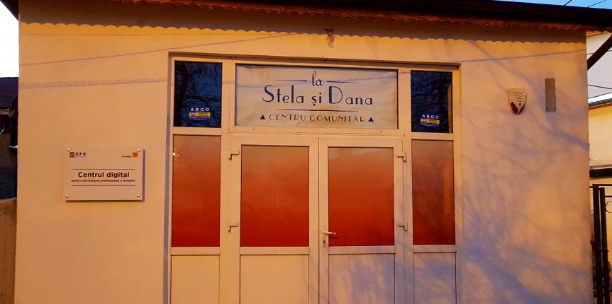 Centrul Digital Orange